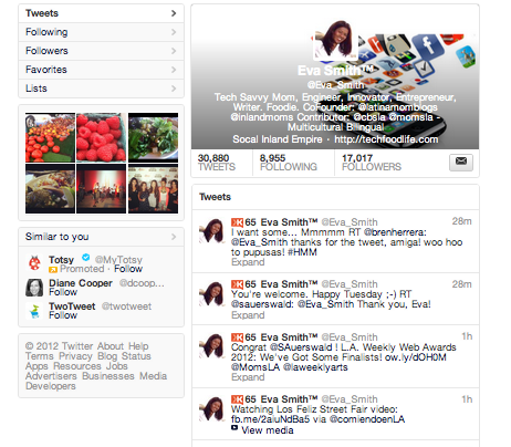 Twitter announced some major design change to the way Twitter users can showcase their profiles online.