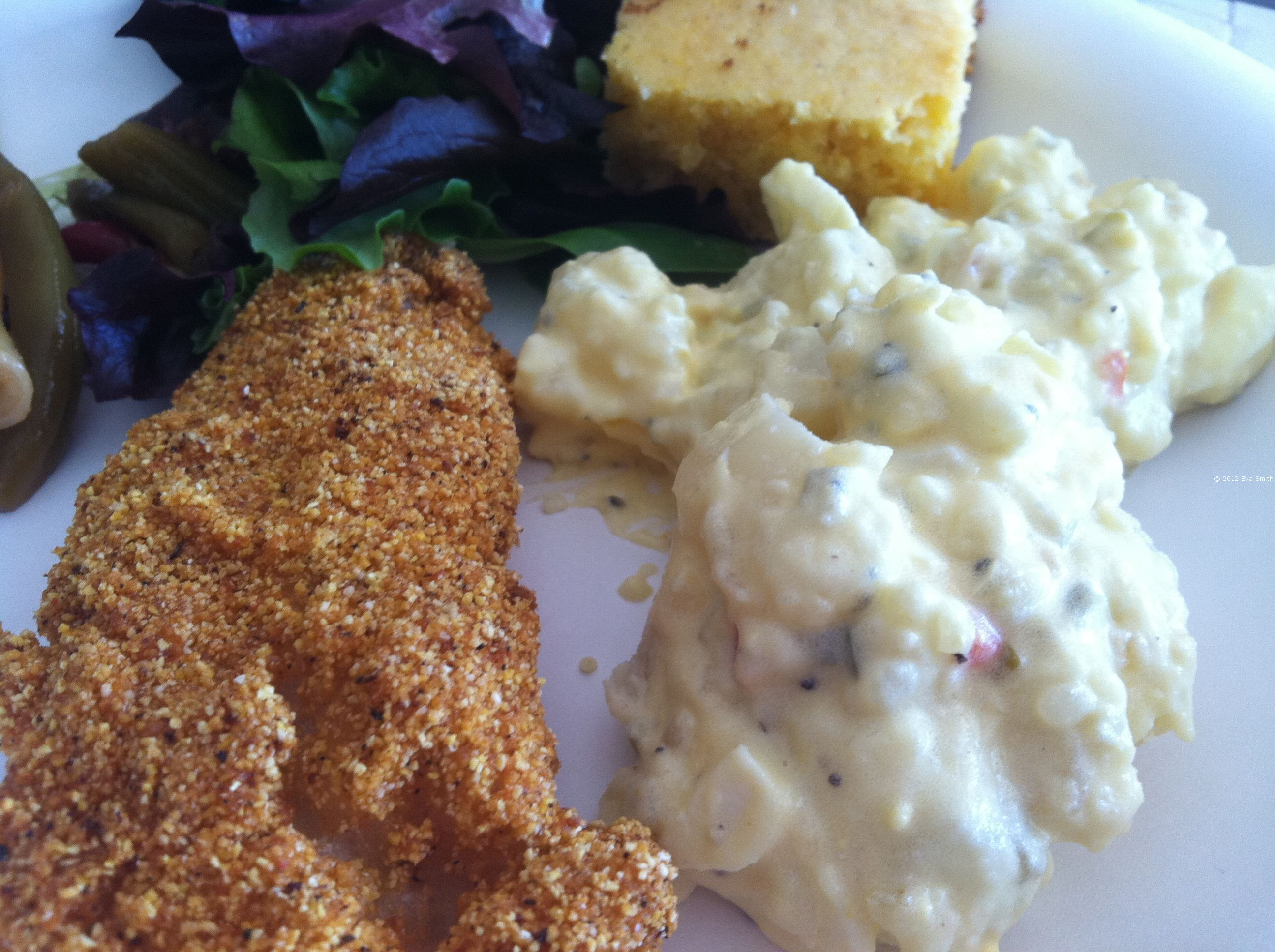 Fried Catfish & Fried Walleye Recipe