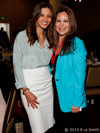 Nely Galan at Hispanic Scholarship Fund Leaders in Education Awards 2013