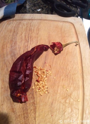 Authentic Mexican Red Chile Sauce Recipe