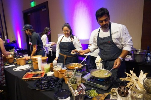 Harrah's Latin Food and Wine Festival -  Interview With Chef Javier Plascencia