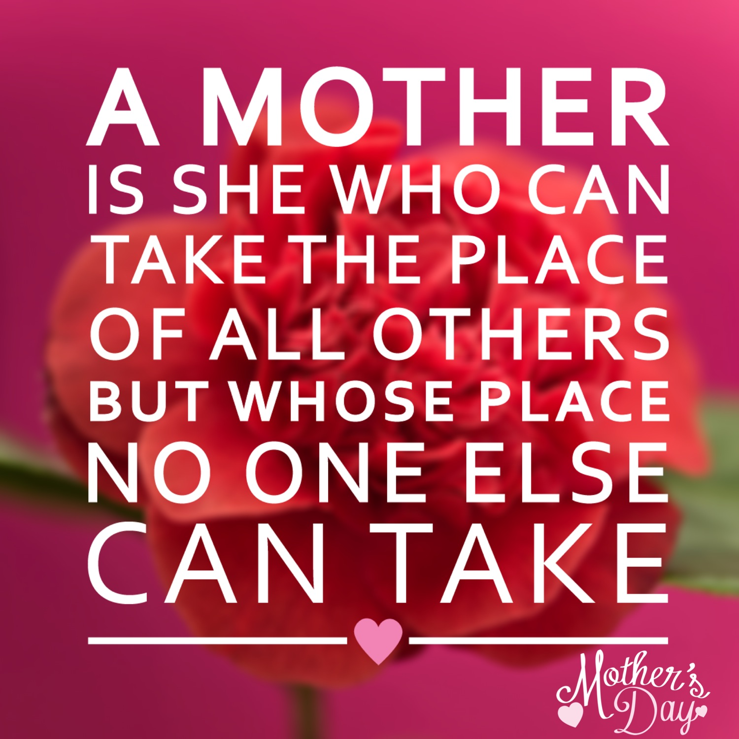 Quote For The Day Life Mothers Day Quotes Archives  Tech Life Magazine