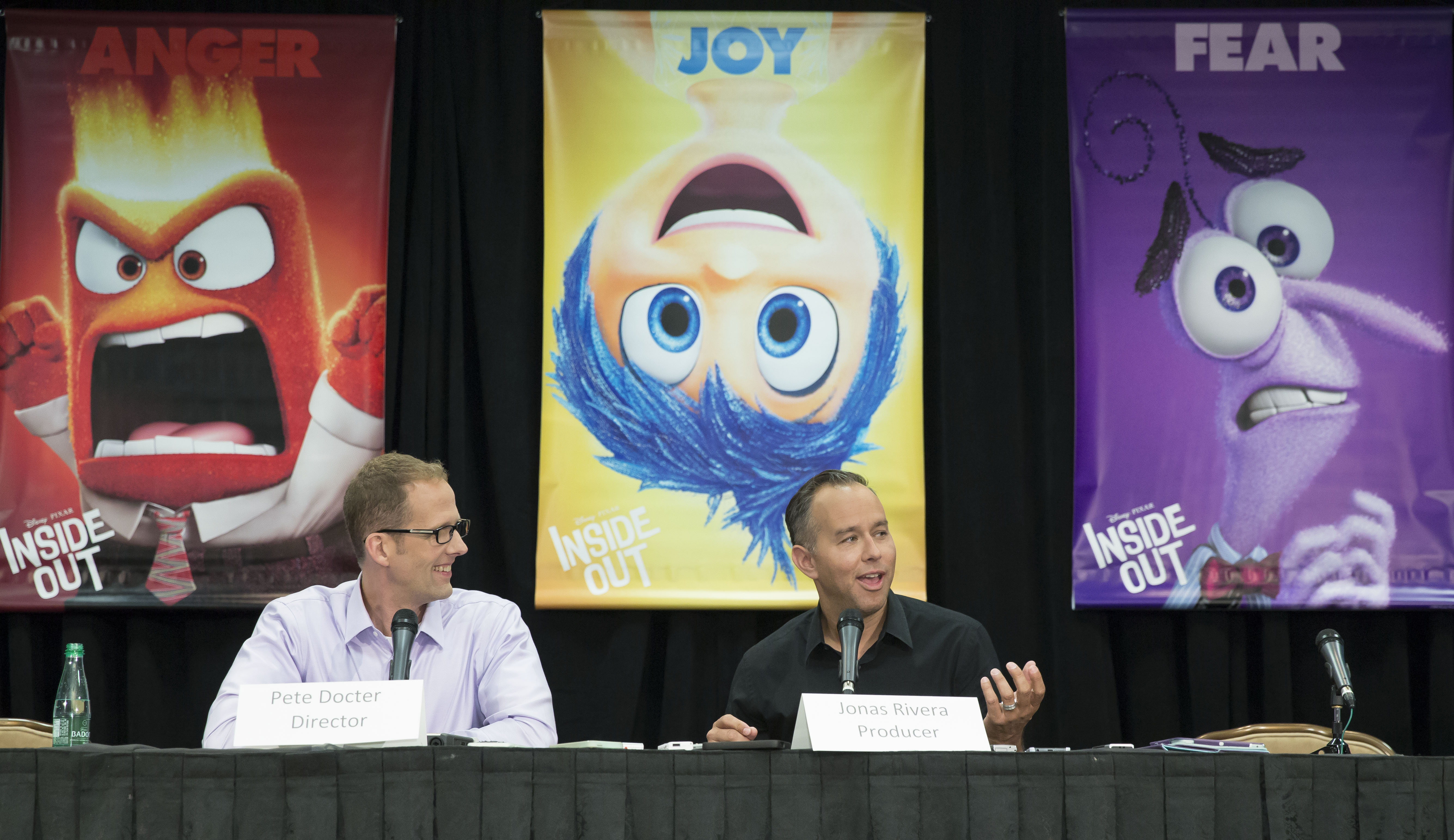 Inside out movie top secrets from insideout movie for Inside movie