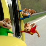Alvin And The Chipmunks – Road Chip Movie Review