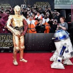 Star Wars: The Force Awakens Premier Red Carpet – In Pictures